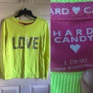 Hard Candy LOVE Shirt
